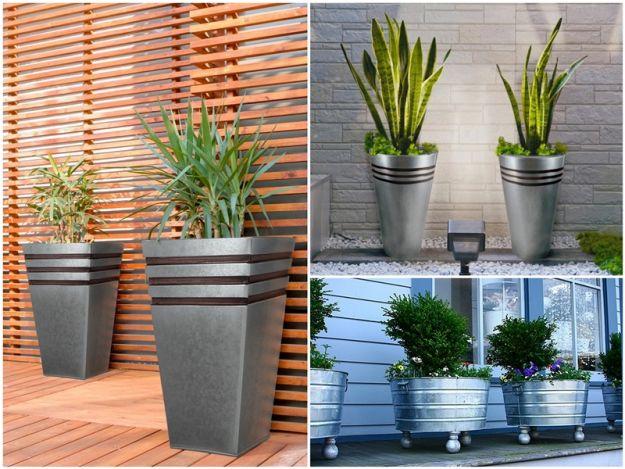 Modne donice ogrodowo-balkonowe