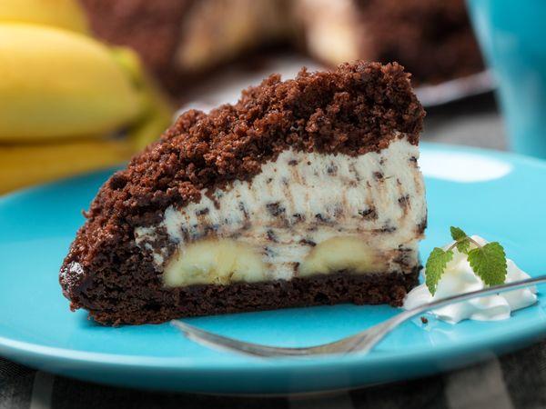 Domowe ciasto a la kopiec kreta - przepis