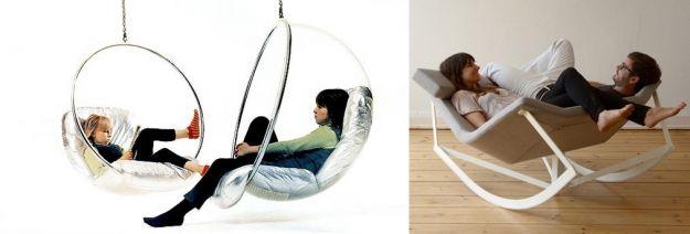 bujane podwojne fotele