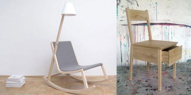 funkcjonalne krzesła