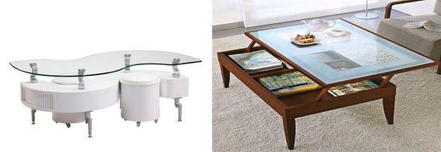 fikusny stolik i stolik rozkladany