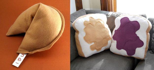 Rozświetl swoje wnętrze - zabawną poduszką