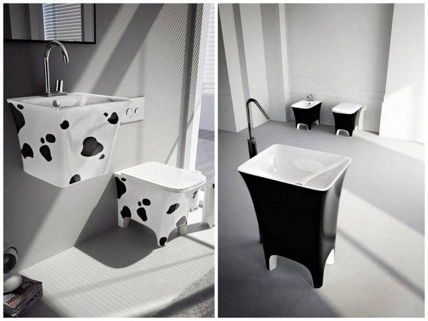 Nietypowe umywalki