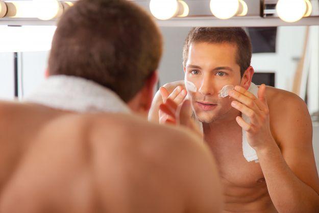 Makijaż ślubny dla mężczyzn