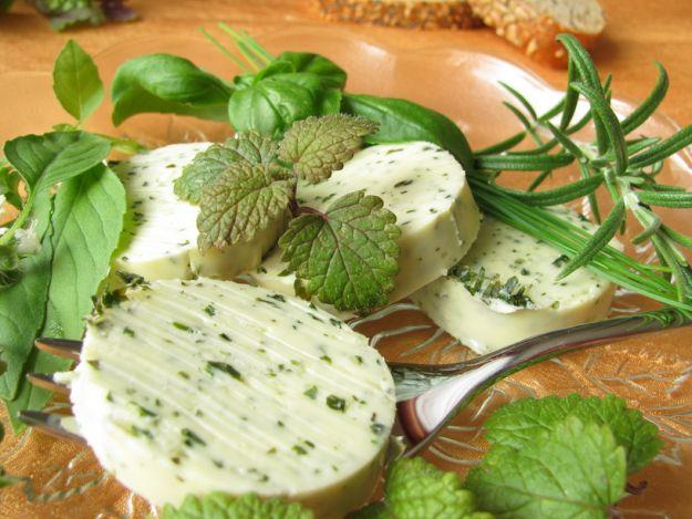 Aromatyczne masła