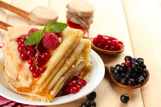 Naleśnikowe torty