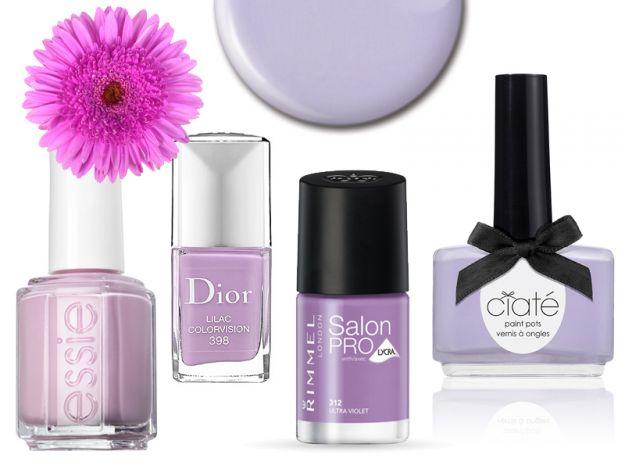 Ślubny manicure - 4 najmodniejsze kolory!