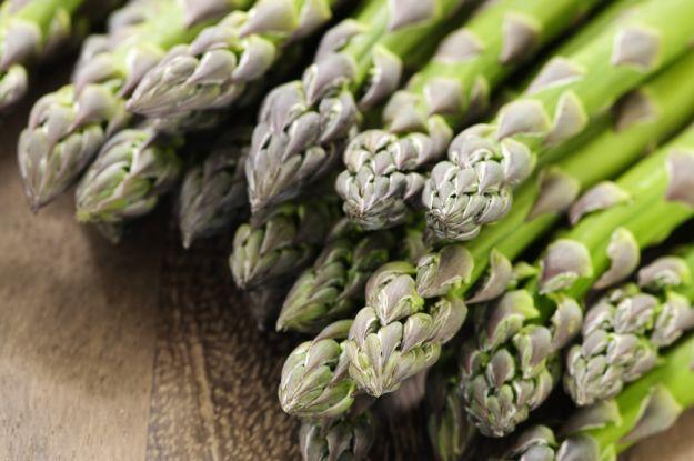 Szparagi – samo zdrowie