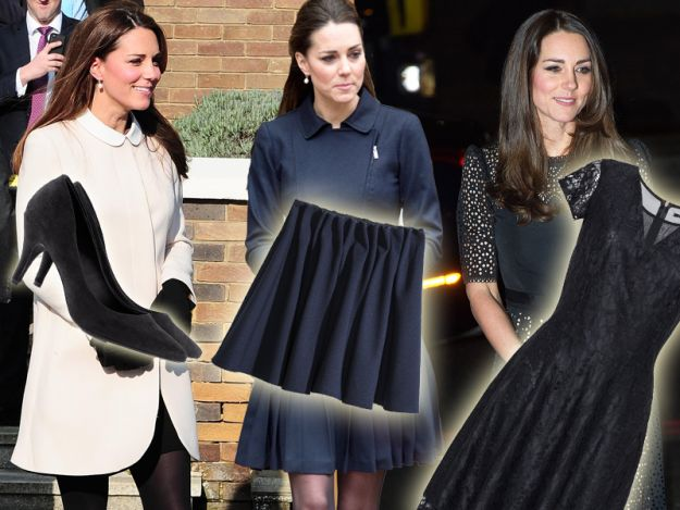 3 inspiracje stylem księżnej Kate