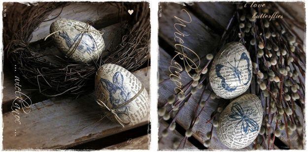 Stylowa Wielkanoc - najpiękniejsze dekoracje 2012
