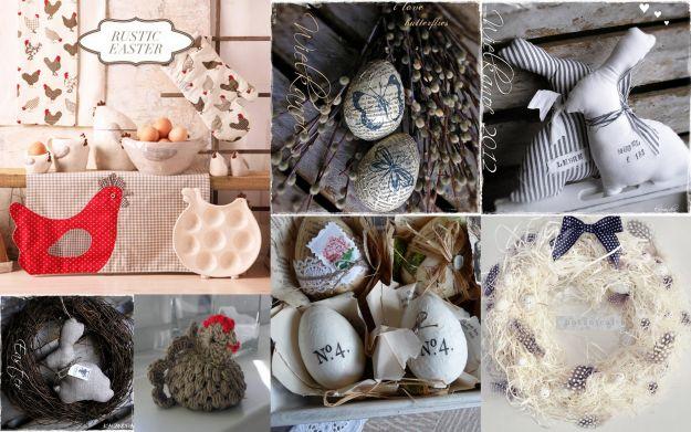 Stylowa Wielkanoc - najpi�kniejsze dekoracje 2012