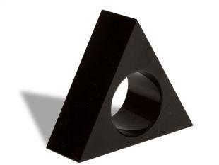 Obrączka trójkąt na serwetki
