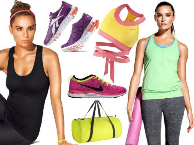Sportowa moda na wiosnę 2013!
