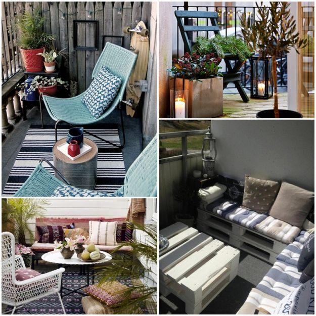 balkon taras loggia niezwyk e aran acje z miejscem do relaksu dom aran acje wn trz. Black Bedroom Furniture Sets. Home Design Ideas