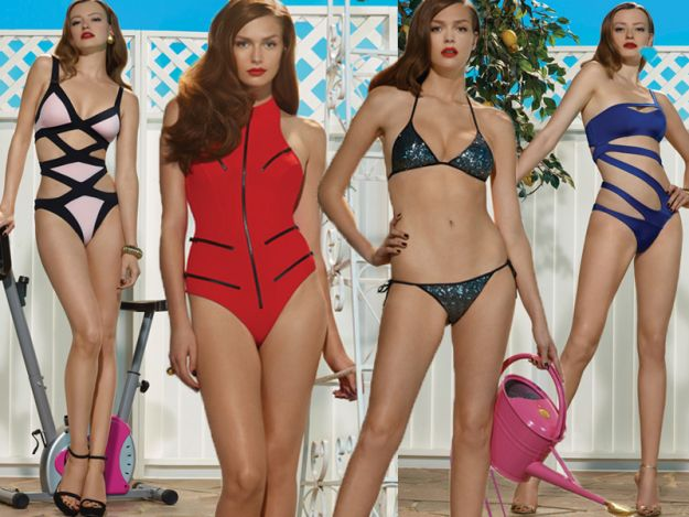 Nowa kolekcja strojów kąpielowych od kultowego Agent Provocateur