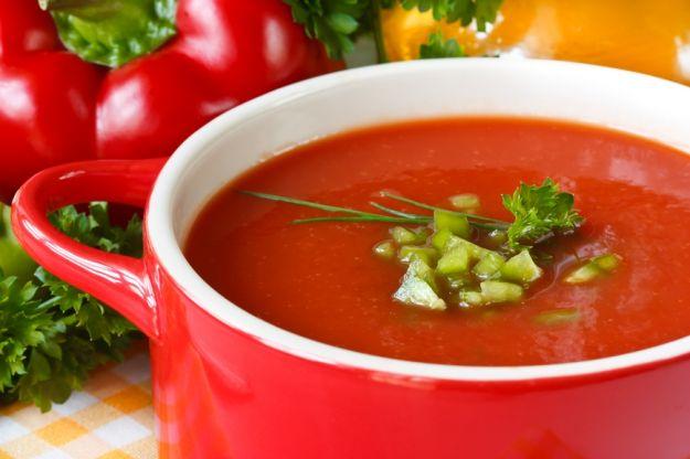 Zupa krem paprykowy