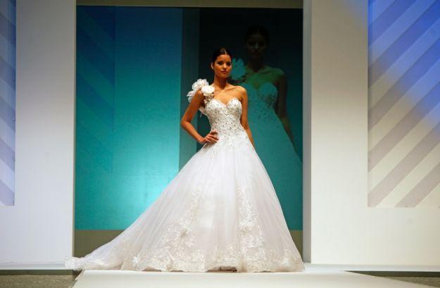 Targi ślubne Bridal Fashion 2012