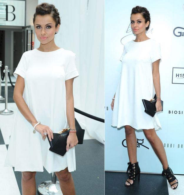 Biały total look - 10 najciekawszych stylizacji z salonów!