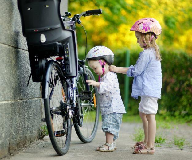 Jak zadbać o bezpieczeństwo dziecka na rowerze?