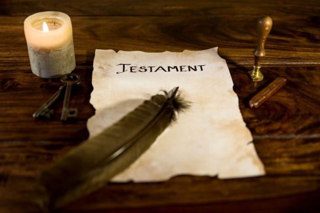 Jak napisać testament?