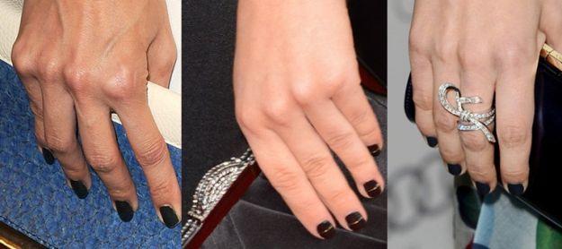 Manicure prosto od celebrities