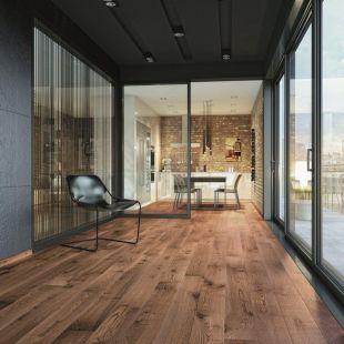 Podłoga - u podstaw stylu wnętrza