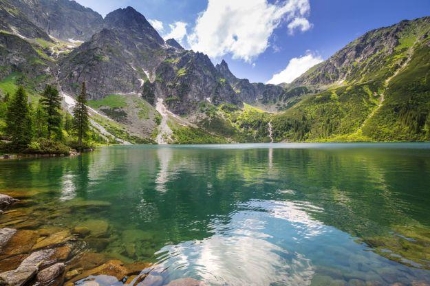 Najpiękniejsze szlaki w Tatrach Wysokich!