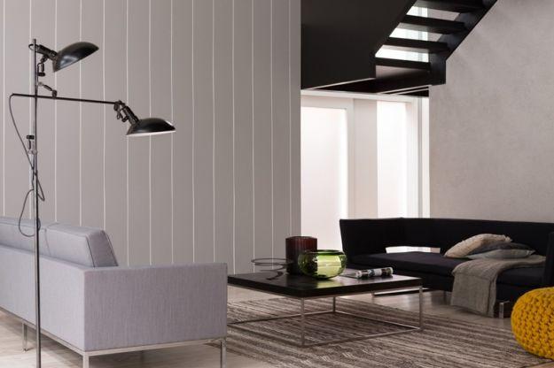 Nowoczesne wnętrze w stylu biurowo-loftowym - inspiracje