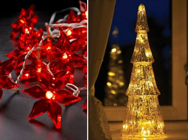 Urocze lampki dekoracyjne- nie tylko na choinkę