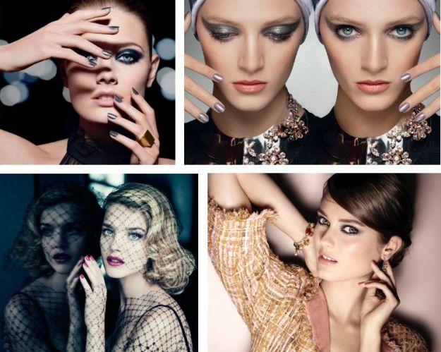 Jesienne makijaże - 7 propozycji na 2013 rok!