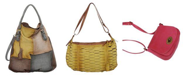 Najmodniejsze torebki na wiosnę i lato 2012
