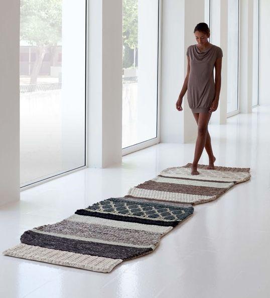 wąski dywanik