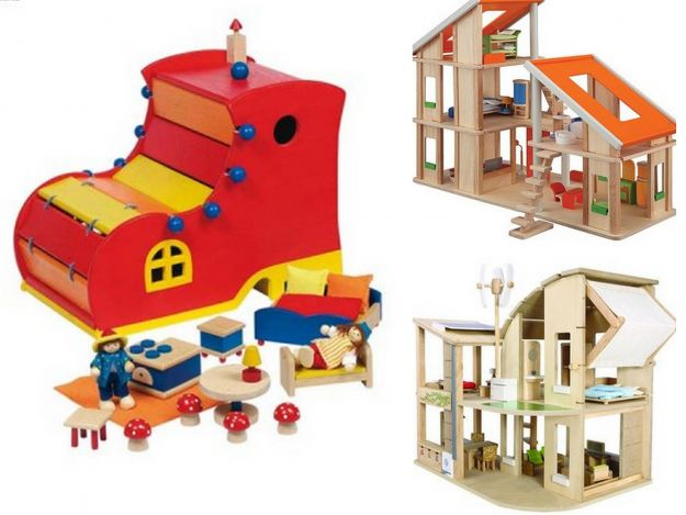 Drewniane zabawki wracają do łask!
