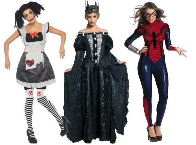 Przebrania na Halloween