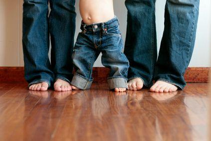 Jakie buciki dla małego dziecka?
