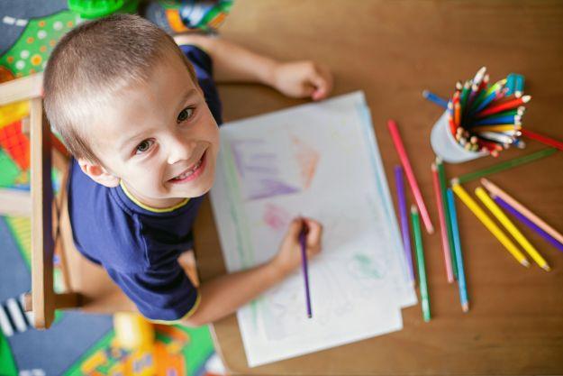 Rysunek dziecka - co można z niego odczytać?