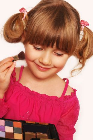 Salony piękności dla dzieci