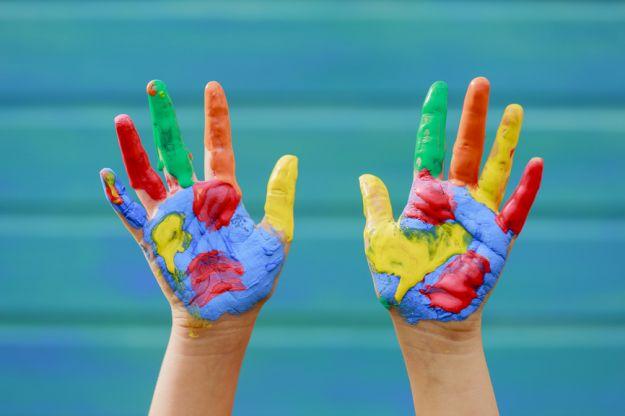 Leczenie kolorami poprawia nastrój!