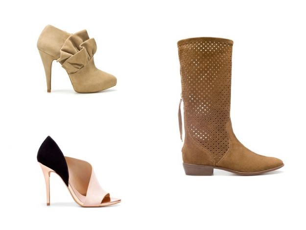 ZARA - kolekcja na wiosnę i lato 2012