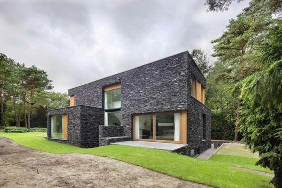 marmurowy domek