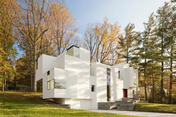 architektura nowoczesna