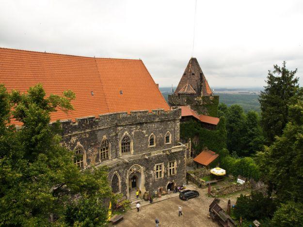 Zamki na Dolnym Śląsku