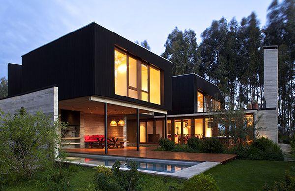 Domy, które zachwycają