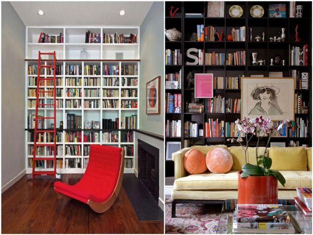 Domowa biblioteczka - modnie i z klimatem