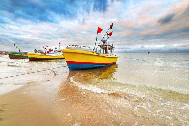 Najpiękniejsze plaże w Polsce