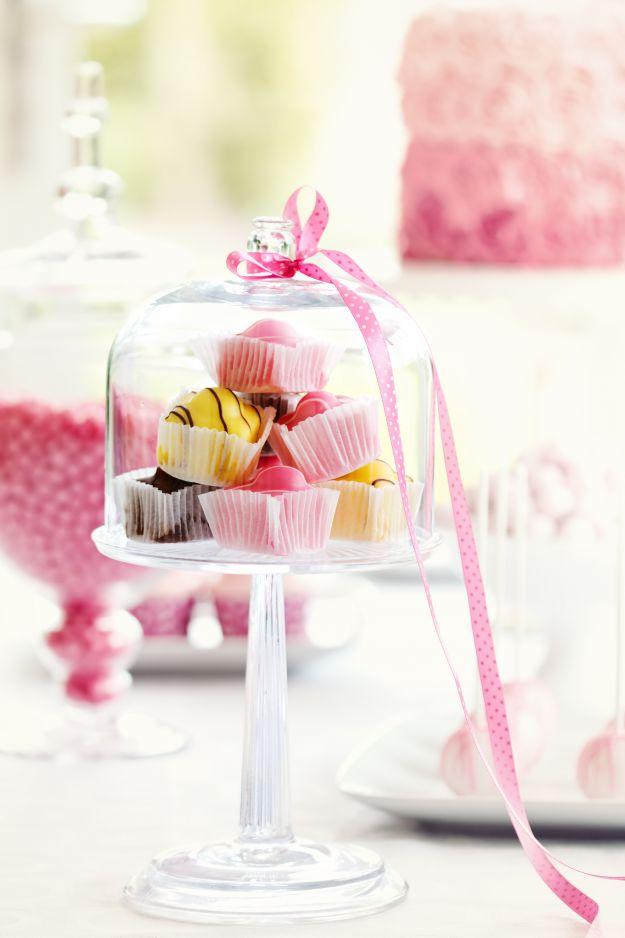 Candy bar na weselu - hit zza oceanu!