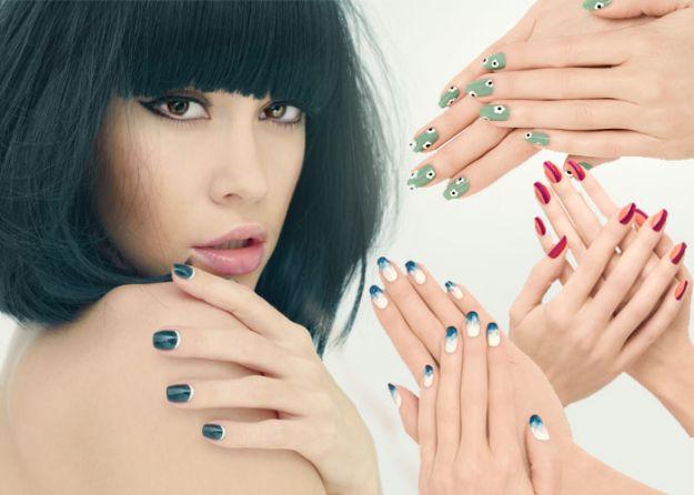 Modny manicure - 6 pomysłów