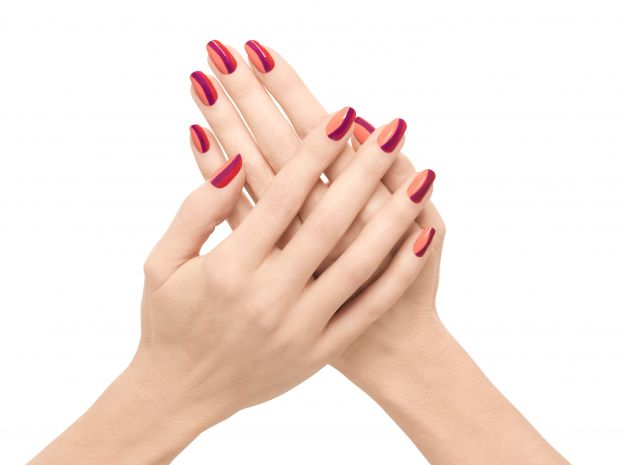 Modny Manicure 6 Pomysłów Twarz I Makijaż Polkipl