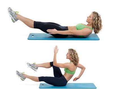 Zmień gimnastyczną rutynę!