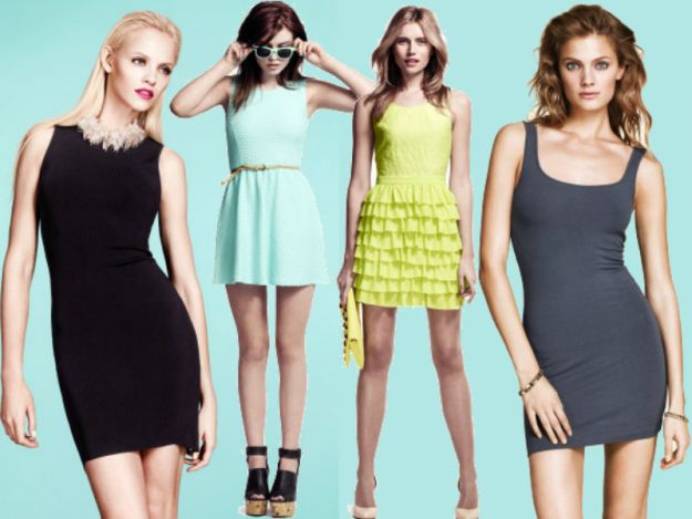 Kobiece sukienki na wiosnę - najmodniejsze modele!